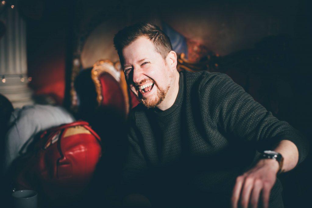 Daniel Hughes, wedding photographer in Nottingham