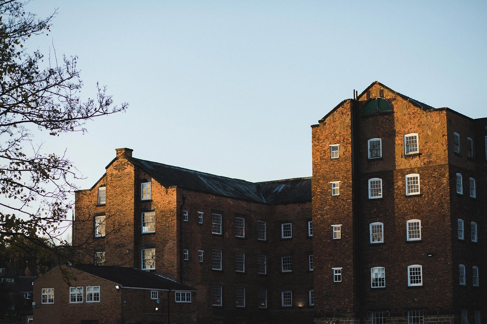 The West Mill - Kristina & Tom