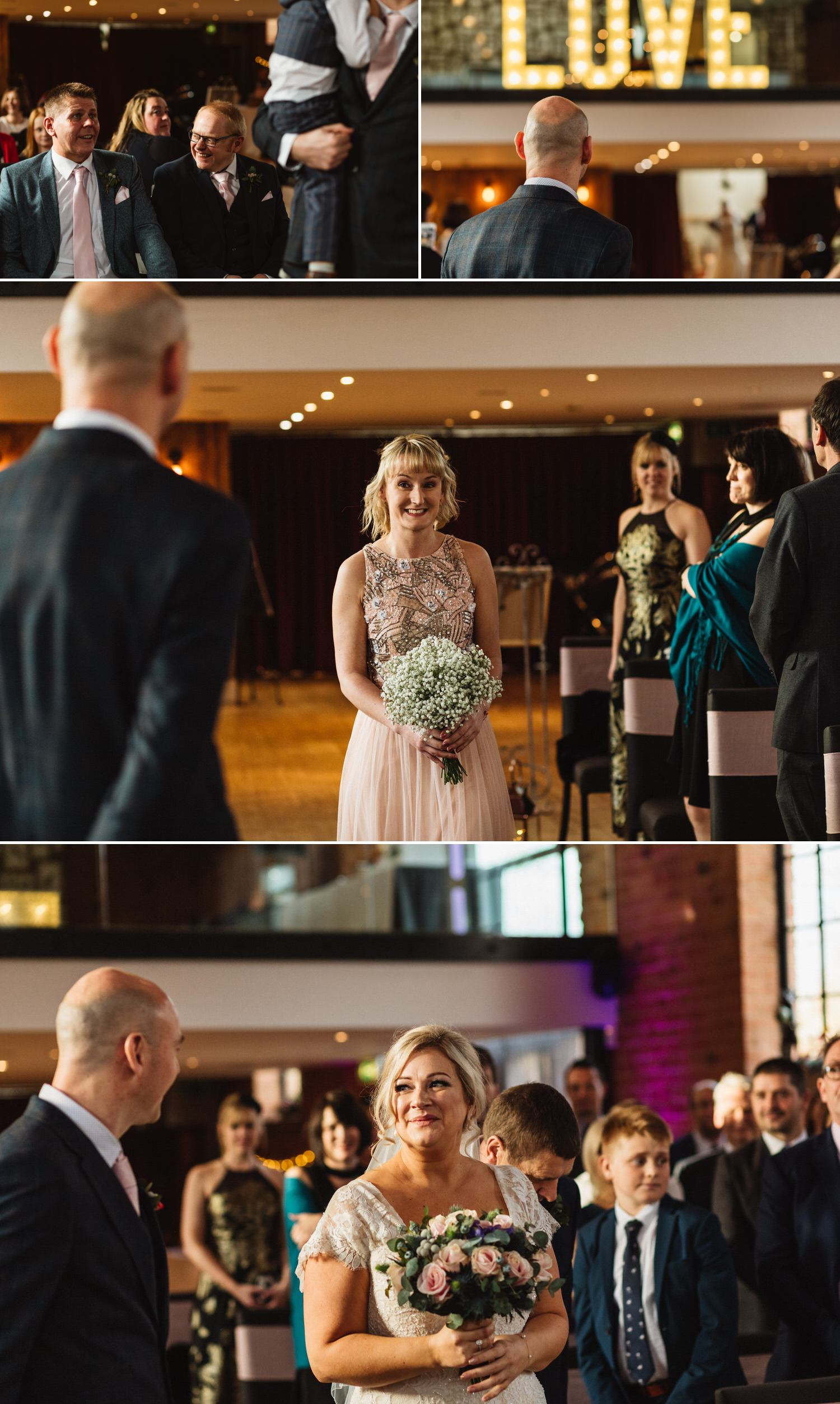Winter wedding at The Carriage Hall