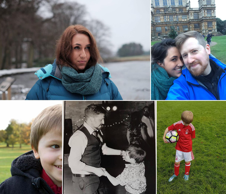 About creative wedding photographer nottingham Daniel Hughes